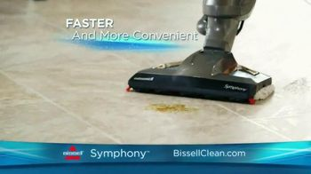 Bissell Symphony TV Spot, 'Revolutionary' - Thumbnail 5