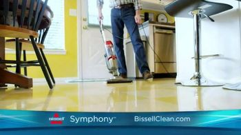 Bissell Symphony TV Spot, 'Revolutionary' - Thumbnail 7
