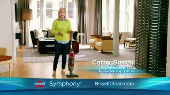 Bissell Symphony TV Spot, 'Revolutionary'