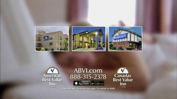 America's Best Value Inn TV Spot - Thumbnail 6
