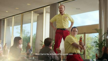 Lipton Peach Iced Tea TV Spot, 'Carl and Stu' - Thumbnail 9