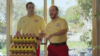 Lipton Peach Iced Tea TV Spot, 'Carl and Stu' - 6422 commercial airings