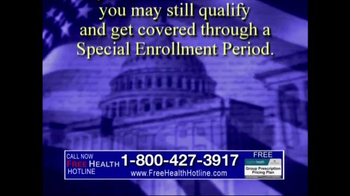 Health Hotline TV Spot, 'Healthcare Reform' - Thumbnail 3