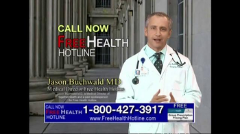 Health Hotline TV Spot, 'Healthcare Reform' - Thumbnail 4