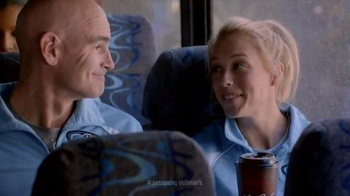 McDonald's Bacon, Egg and Cheese McGriddle TV Spot, 'Tour Bus'