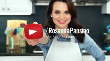 YouTube TV Spot, 'Rosanna Pansino' - Thumbnail 10