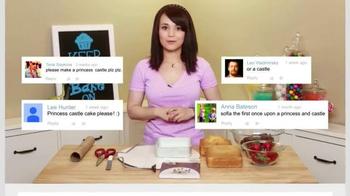 YouTube TV Spot, 'Rosanna Pansino' - Thumbnail 5