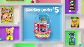 Toys R Us Goodies Under $5 TV Spot, 'Easter' - Thumbnail 5
