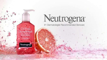 Neutrogena Oil-Free Acne Wash TV Spot Featuring Bella Thorne - Thumbnail 10
