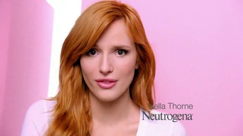 Neutrogena Oil-Free Acne Wash TV Spot Featuring Bella Thorne - Thumbnail 2