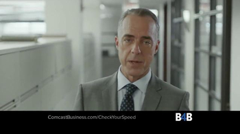 Comcast Business TV Spot, 'Check Your Speed' - Thumbnail 6