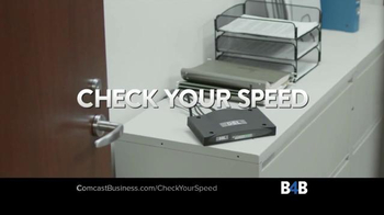 Comcast Business TV Spot, 'Check Your Speed' - Thumbnail 8