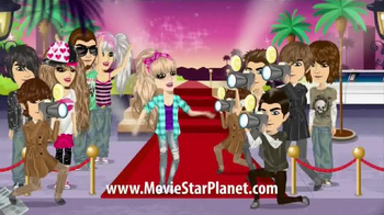 MovieStarPlanet.com TV Spot, 'Rise to Stardom' - Thumbnail 2