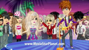 MovieStarPlanet.com TV Spot, 'Rise to Stardom' - Thumbnail 3