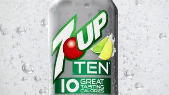 7UP Ten TV Spot, 'Bug' - Thumbnail 7
