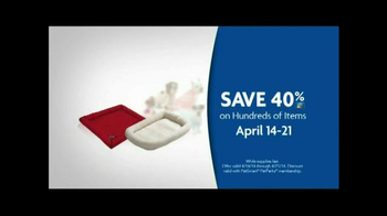 PetSmart Basket of Savings TV Spot - Thumbnail 4