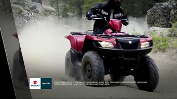 Suzuki Deal Days TV Spot, 'Top Performers'