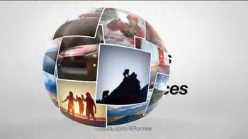 2014 Toyota 4Runner TV Spot, 'No Man's Land' - Thumbnail 10