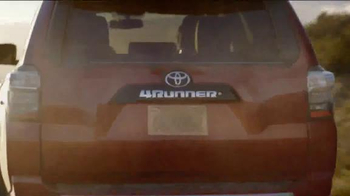 2014 Toyota 4Runner TV Spot, 'No Man's Land' - Thumbnail 2