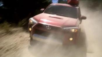 2014 Toyota 4Runner TV Spot, 'No Man's Land' - Thumbnail 7