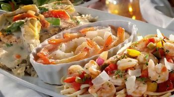 Red Lobster Seafood Trios TV Spot, 'Nathan' - 4739 commercial airings