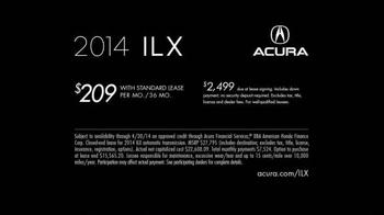 2014 Acura ILX TV Spot, 'Quarter-Life Crisis' - Thumbnail 10