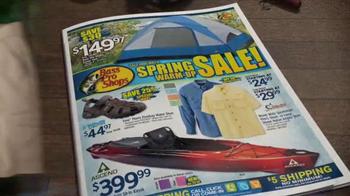 Bass Pro Shops Spring Warm-Up Sale TV Spot - Thumbnail 6