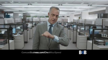 Comcast Business TV Spot, 'Less Waiting' - 1142 commercial airings