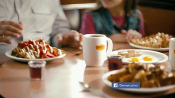 Denny's Build Your Own French Toast TV Spot [Spanish] - Thumbnail 2