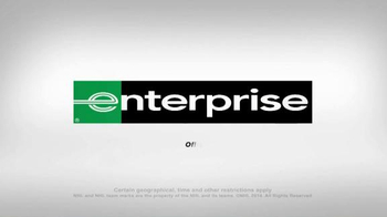 Enterprise TV Spot, 'Extra Mile' Featuring TJ Oshie - Thumbnail 10