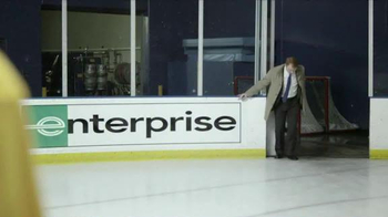 Enterprise TV Spot, 'Extra Mile' Featuring TJ Oshie - Thumbnail 4
