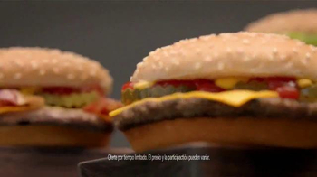 Burger King King Deals Value Menu TV Spot [Spanish] - Thumbnail 4