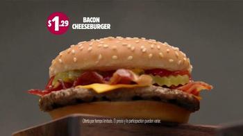 Burger King King Deals Value Menu TV Spot [Spanish] - Thumbnail 5