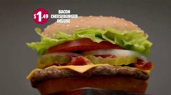 Burger King King Deals Value Menu TV Spot [Spanish] - Thumbnail 7