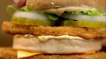 Burger King Chicken Big King TV Spot, '2 for $5: Chicken Out' - Thumbnail 7