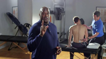 Icy Hot Smart Relief TV Spot, 'Turn Off Pain' Featuring Shaquille O'Neal - Thumbnail 1