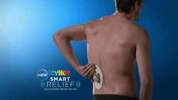 Icy Hot Smart Relief TV Spot, 'Turn Off Pain' Featuring Shaquille O'Neal - Thumbnail 6