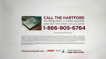 AARP The Hartford Auto Insurance Program TV Spot - Thumbnail 10