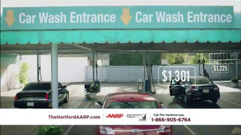 AARP The Hartford Auto Insurance Program TV Spot - Thumbnail 3