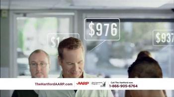 AARP The Hartford Auto Insurance Program TV Spot - Thumbnail 4