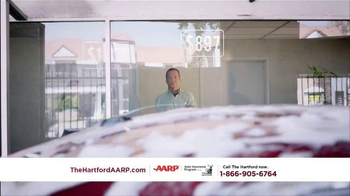 AARP The Hartford Auto Insurance Program TV Spot - Thumbnail 5