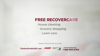 AARP The Hartford Auto Insurance Program TV Spot - Thumbnail 6
