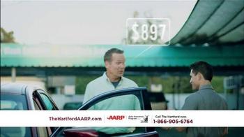 AARP The Hartford Auto Insurance Program TV Spot - Thumbnail 8