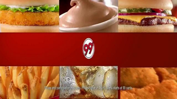 Wendy's Right Price Right Size Menu TV Spot, 'Get What You Pay For' - Thumbnail 7