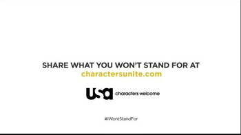 USA Characters Unite TV Spot, 'Bullying' Featuring Apolo Ohno - Thumbnail 9