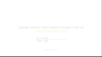 USA Characters Unite TV Spot, 'Bullying' Featuring Apolo Ohno - Thumbnail 8