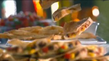 Chili's Lunch Combos TV Spot,'Santa Fe Chicken Quesadilla' - Thumbnail 2
