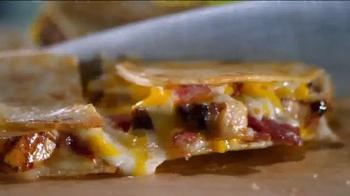 Chili's Lunch Combos TV Spot,'Santa Fe Chicken Quesadilla' - Thumbnail 6
