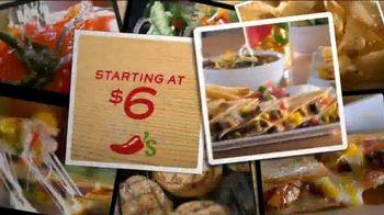 Chili's Lunch Combos TV Spot,'Santa Fe Chicken Quesadilla'