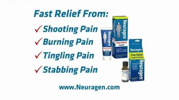 Neuragen TV Spot, 'Stabbing Pain' - Thumbnail 7